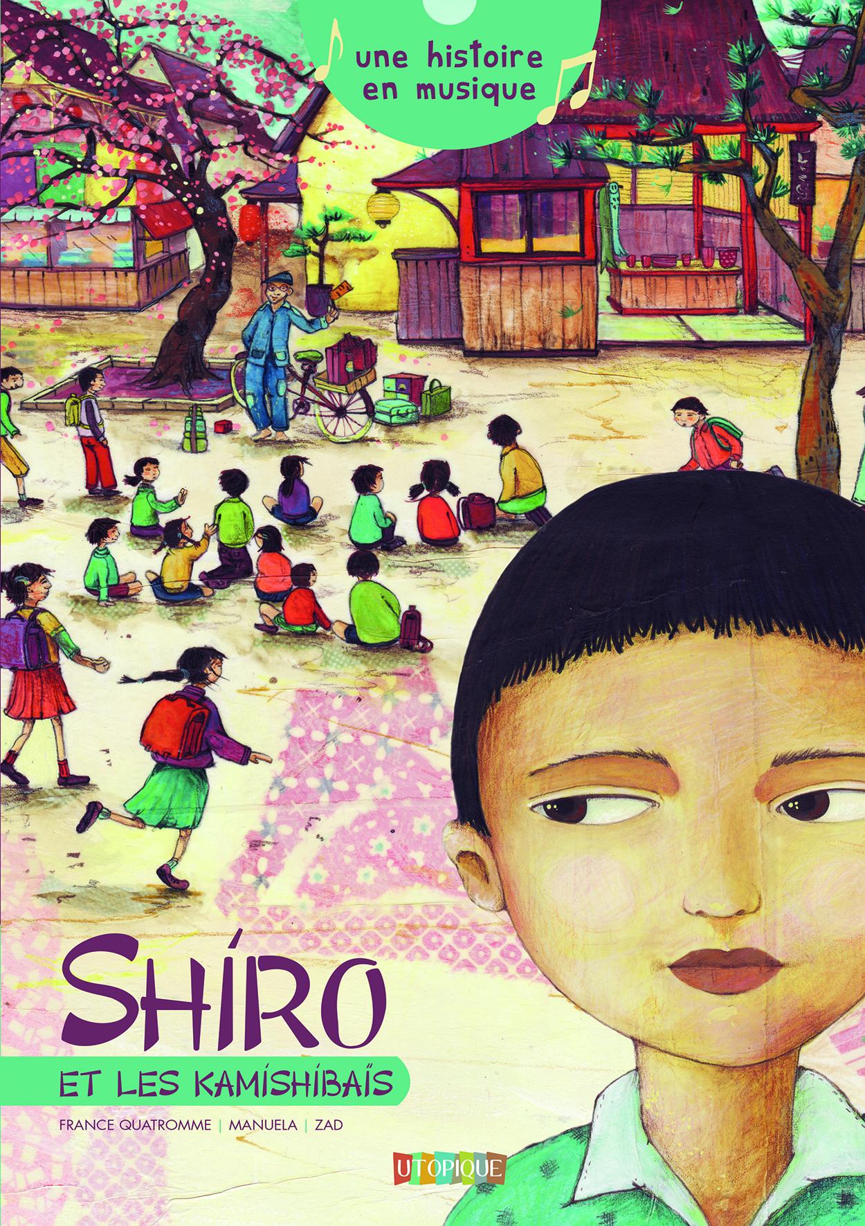 """Résultat de recherche d'images pour """"shiro et les kamishibaïs"""""""